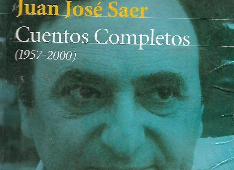 """Argentinci Juanu José Saerovi (1937 - 2008) vychází  v češtině již šestá kniha s názvem """"Nikdo nic nikdy""""."""