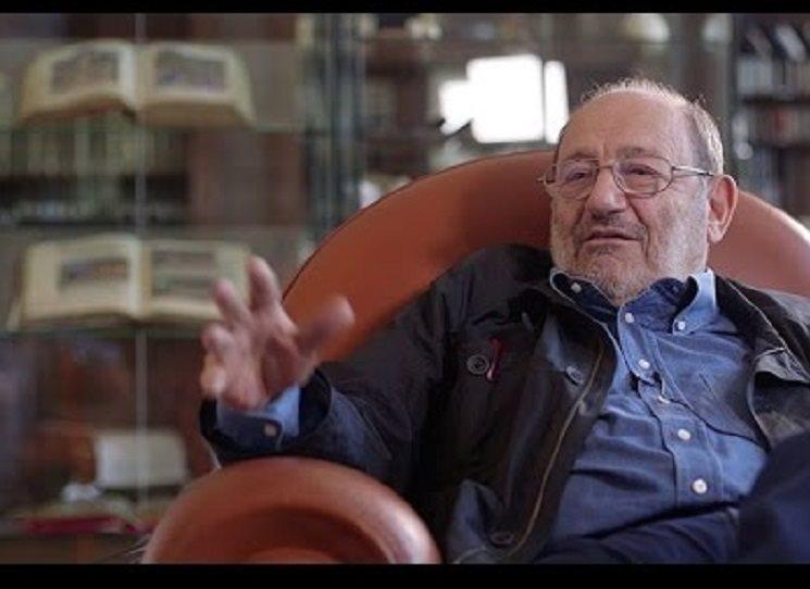 Česky vycházejí přednášky Umberta Eca z let 2001 - 2015