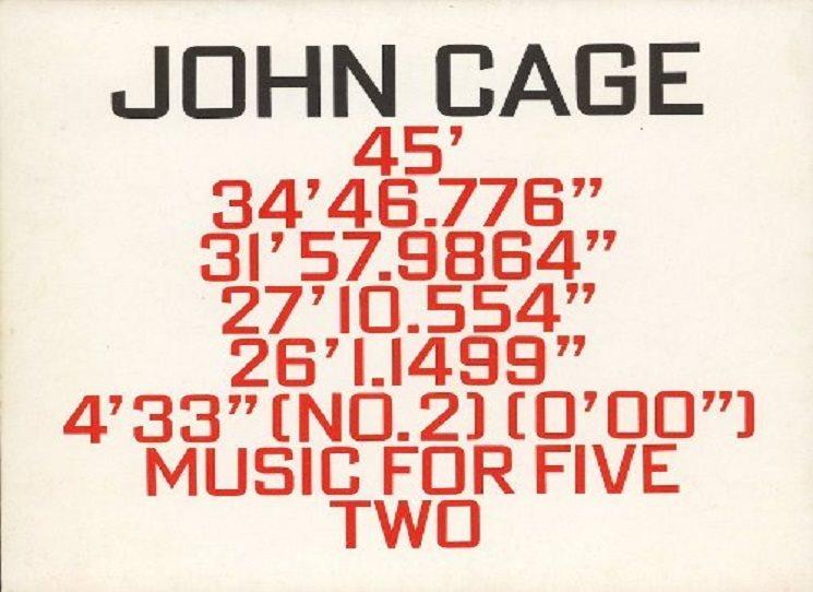 Když vám píše John Cage...