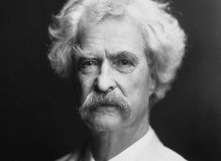 Mark Twain a jeho paměti opět nezklamaly
