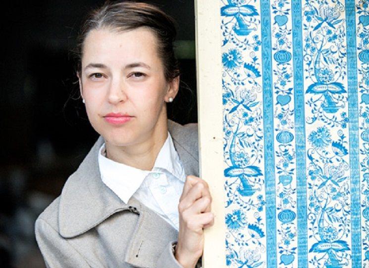 Tereza Semotamová na Liberatuře Radia Wave