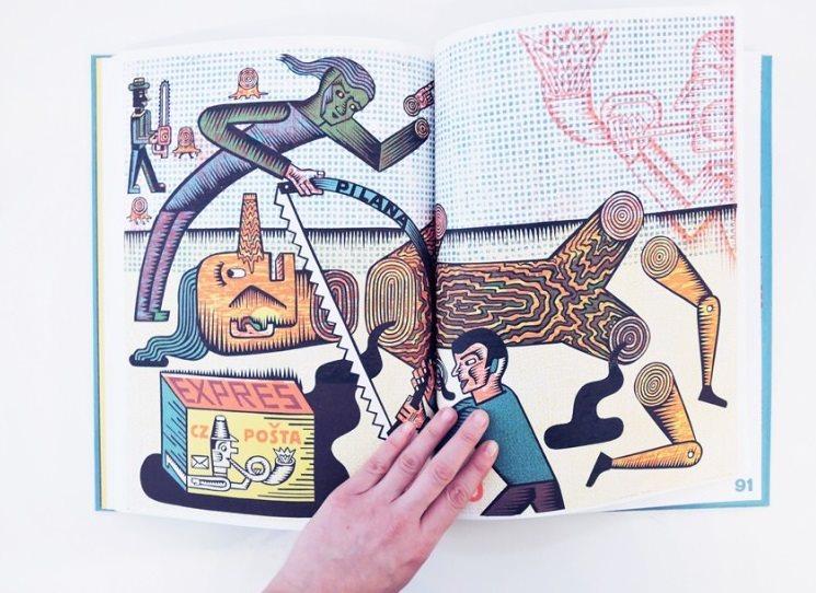 Kniha Panáček, pecka, švestka, poleno a zase panáček trojice Mašek, Valoušek & Horváth vyhrála hlavní cenu na festivalu v Bologni. Prestižní BolognaRagazzi Award 2019 v kategorii Fiction.