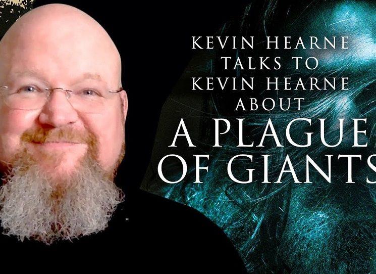 Vítejte v magickém světě hrůz a zázraků. Ve světě, kde bardi dokážou měnit svou podobu, obři dští oheň a děti mluví jazykem zvířat. V příběhu o odvaze a boji o holé přežití, o obyčejných lidech, ze kterých se stávají hrdinové a z jejich životu legendy…Kevin Hearne: Útok obrů