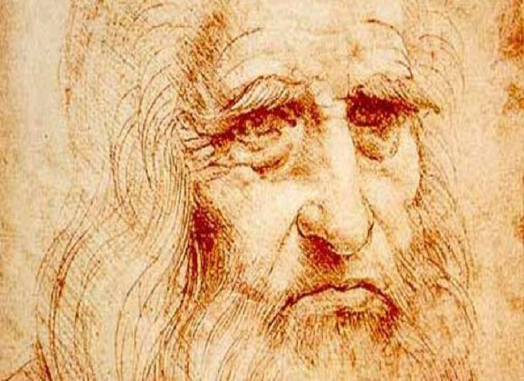 Před 500 lety zemřel Leonardo da Vinci