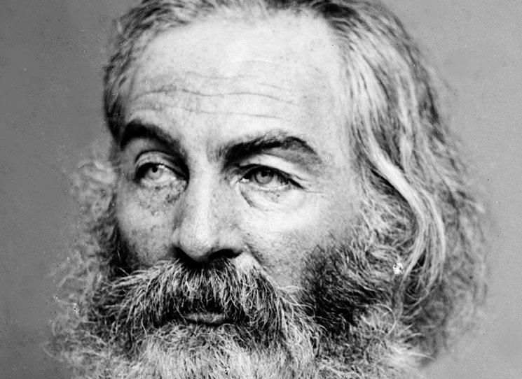 Před 200 lety se narodil Walt Whitman