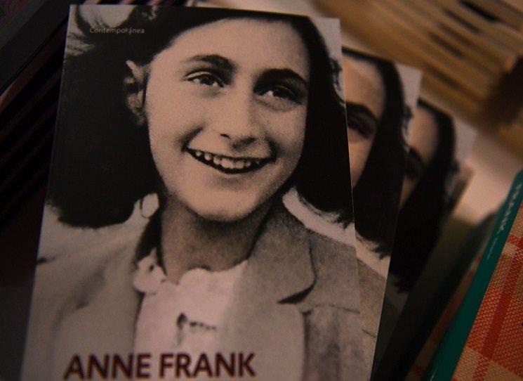 Znovuvydání deníku Anne Frankové - v novém překladu s novým názvem