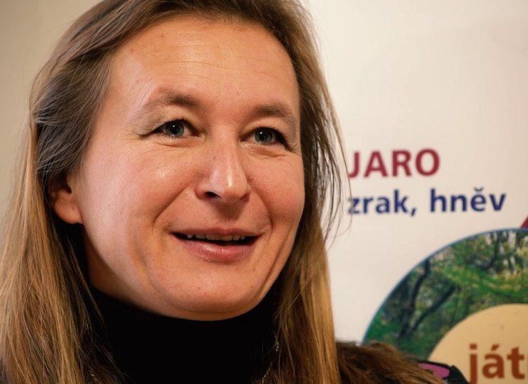 O knize Léčba informací s Marií Vilánkovou
