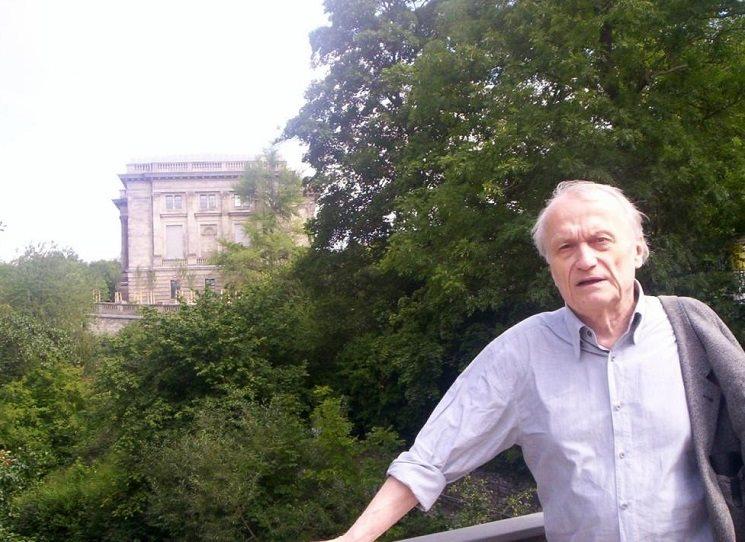 Cena Francouzské akademie pro básníka Petra Krále