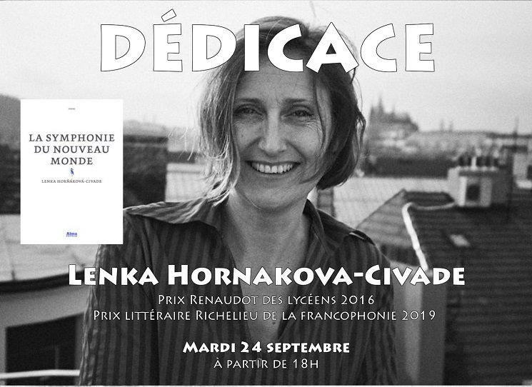 Autorka, která se prosadila ve Francii - Lenka Horňáková - Civade