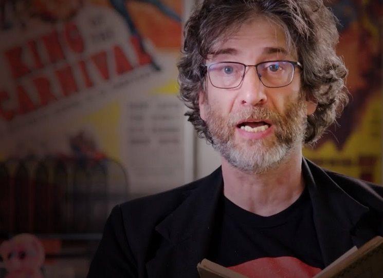 Věřím, že máme povinnost číst pro potěšení - Neil Gaiman