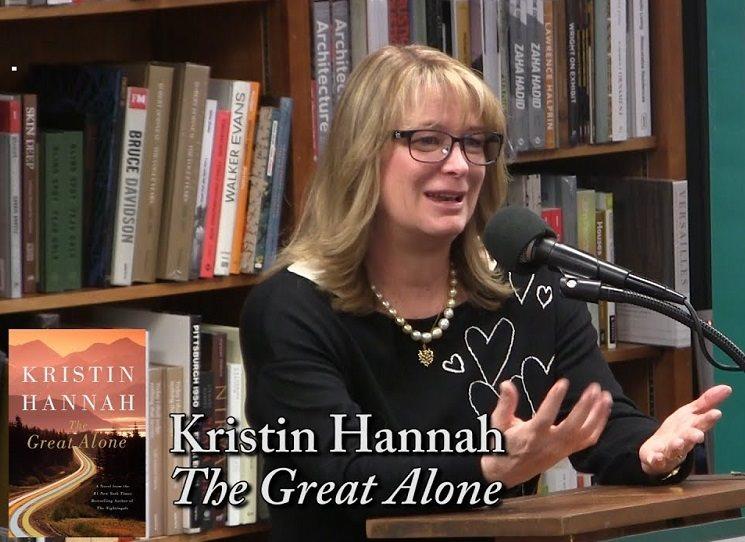 Je Aljaška dobré místo na léčbu post-traumatického syndrom z válečného nasazení? Veterán z Vietnamu si ji rozhodně naordinuje - spolu se svou ženou a dcerou vyrazí mezi medvědy a vlky. Další kniha od autorky populárního Slavíka Kristin Hannahové se jmenuje Velká samota.