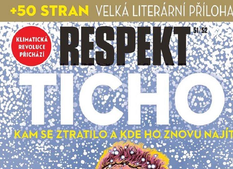 Literární příloha Respektu - Vánoce 2019