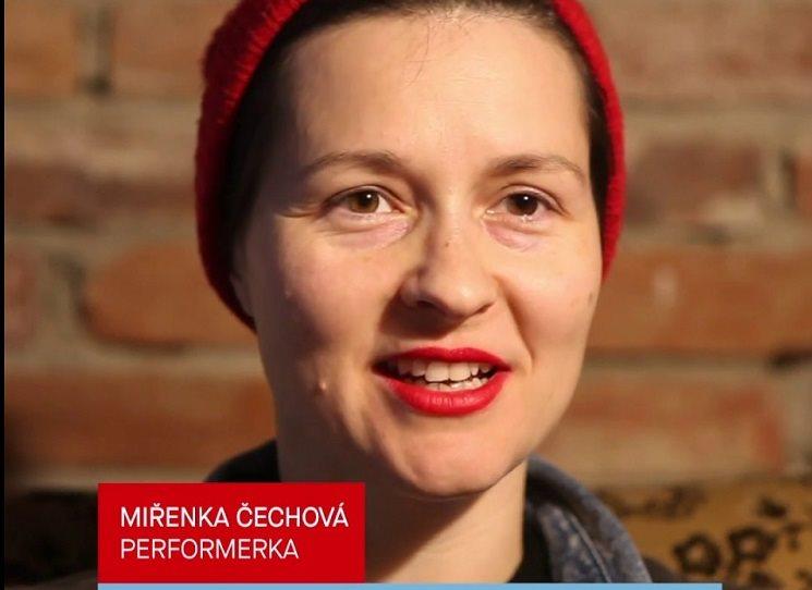 Román Miřenky Čechové odkrývá sadistickou stránku baletu