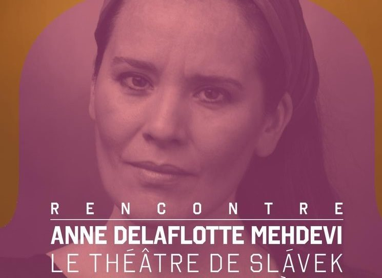 Rozhovor s Anne Delaflotte Mehdevi z březnového čísla interaktivního měsíčníku #mojeargo