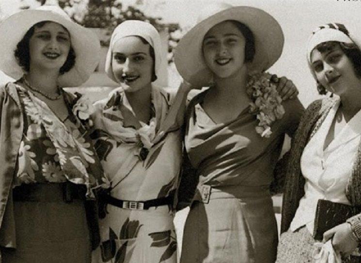 Čtyři ženy - 100 let Německa