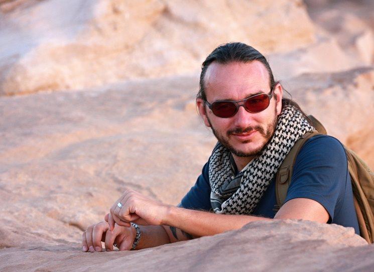 Hostem Lucie Výborné Jakub Szántó: Izrael, Palestina a nová kniha
