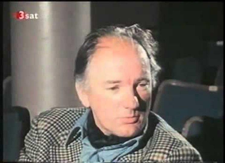 90 let od narození  Thomase Bernharda