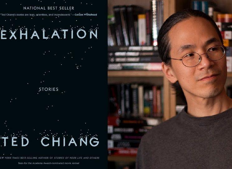 Pozor , pozor  - vycházejí obě povídkové knihy Teda Chianga