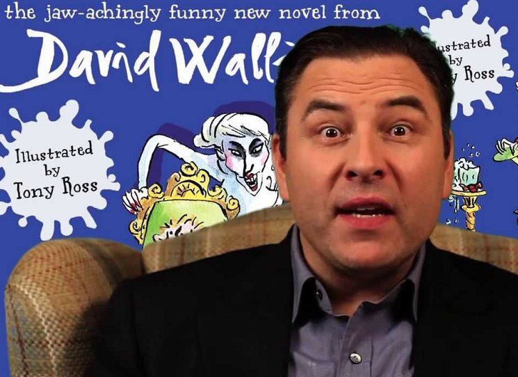 #mojeargo: fenomén David Walliams