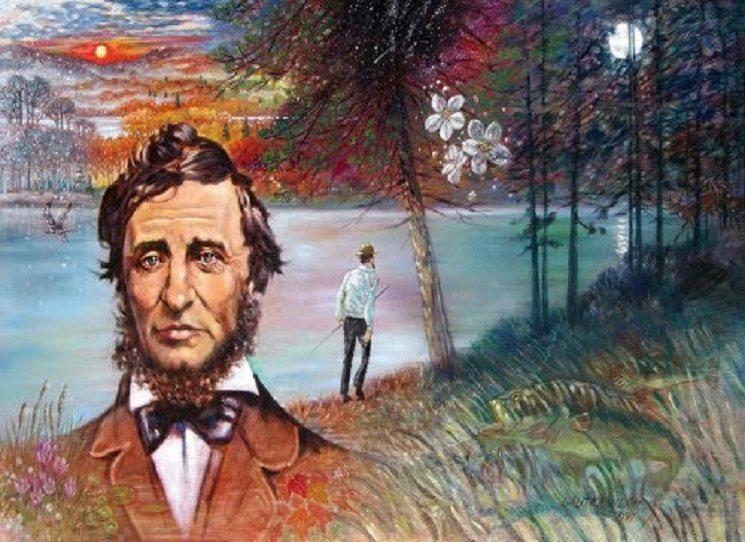 Thoreau intimní, důvěrný a nekompromisní
