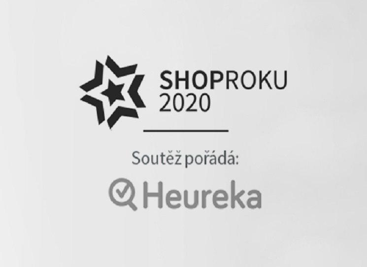 Již po dvanácté se hledaly nejzářivější hvězdy e-shopového nebe. Stejně jako v předchozích letech o nich rozhodli reální zákazníci a odborná porota. Heureka.cz vyhlásila v soutěži ShopRoku nejkvalitnější, nejpopulárnější a nejzajímavější e-shopy českého internetu za rok 2020.