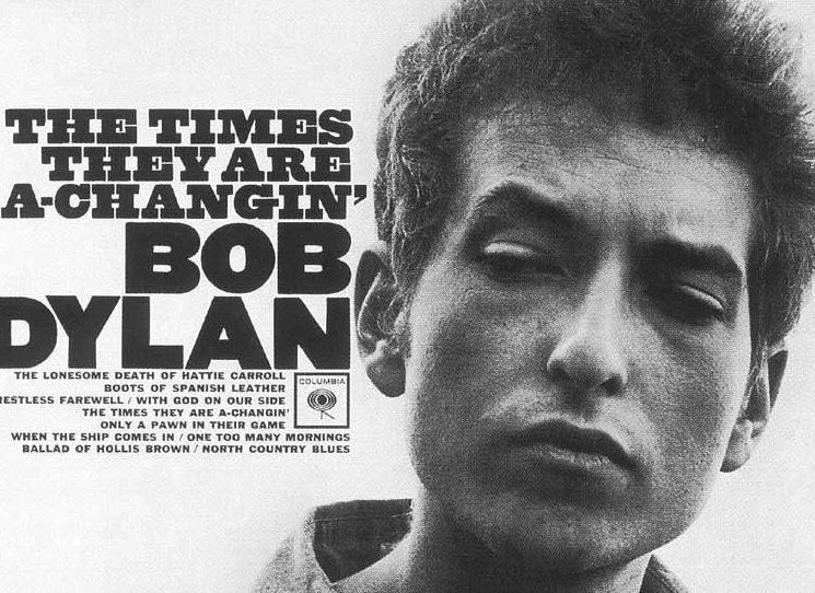 Dámy a pánové, nobelista Bob Dylan 80