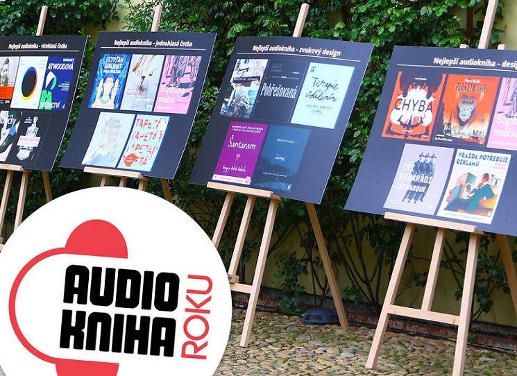Audioknihy roku 2020