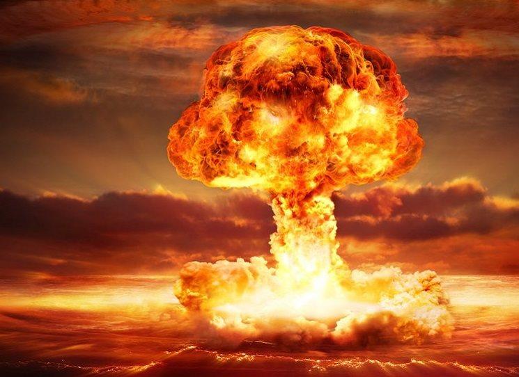 Komiks o tom, jak strčili do bomby atom