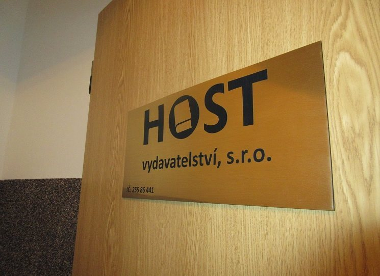 Ediční plán nakladatelství Host - podzim 2021