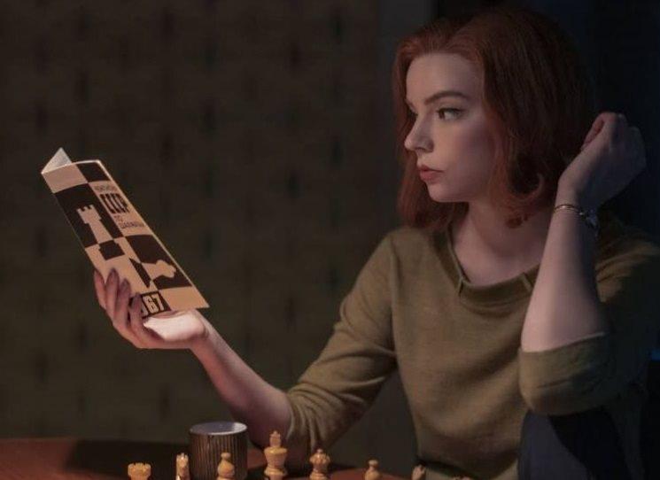 Dámský gambit - vyšla kniha, podle které vznikl populární seriál