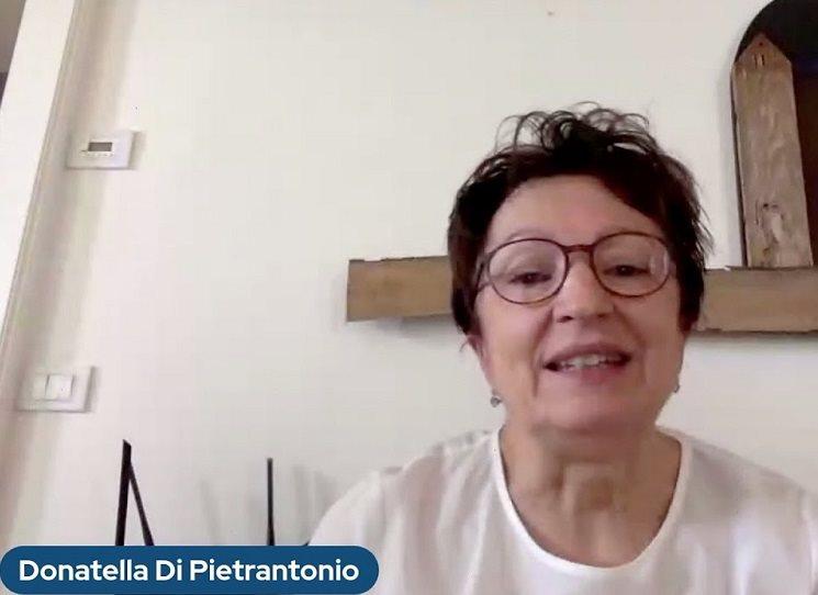 #moje argo - srpen 2021: rozhovor s Donatellou Di Pietrantonio
