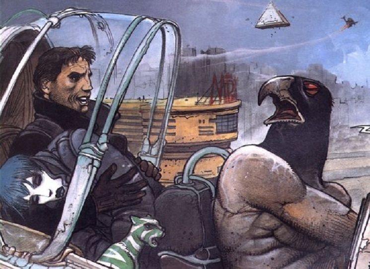 Tři komiksové příběhy z depresivní budoucnosti