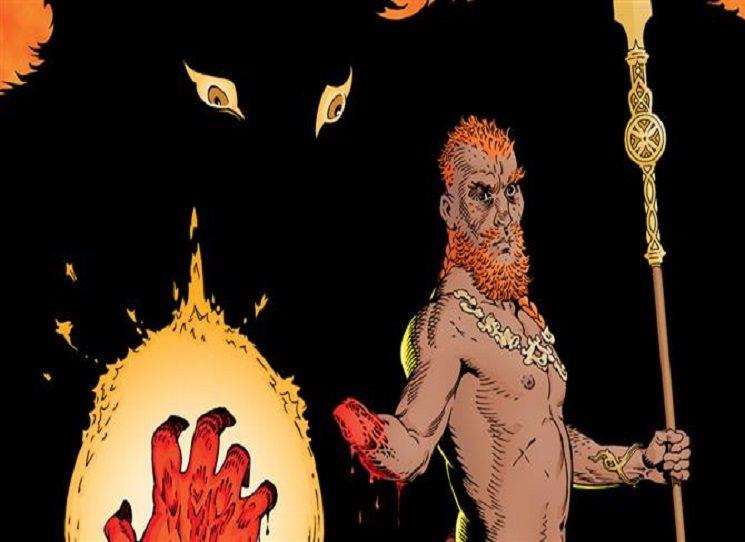 Severská mytologie převyprávěná Neilem Gaimanem nejenže odpovídá na všechny tyto otázky, ale navíc je váže do souvislého, obšírného vyprávění, v němž ožívají bohové i obři, medovina teče proudem, vlci mluví a jabloně rodí jablka nesmrtelnosti.