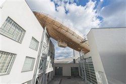 Vzducholoď Gulliver a Martin Rajniš a jeho 25 000 dnů