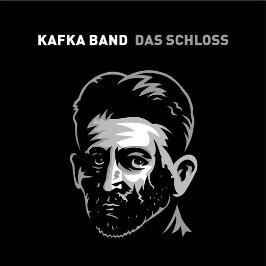 Už je to tak! Ke komiksovému vydání Zámku, které už vyšlo anglicky, česky i německy, teď literárně-hudební projekt Kafka Band vydává soundtrack Das Schloss (Zámek). Datum vydání: 14.února.