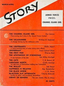 První Bukowského povídka vyšla před sedmdesáti lety