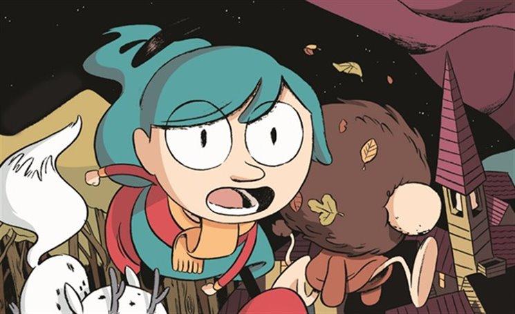 Nejlepší komiksy za rok 2016 podle Literární bašty
